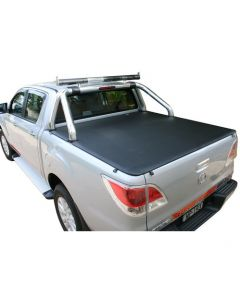 Clip On Soft Tonneau Cover for MAZDA BT50 4dr Ute Dual Cab 11/11 to 06/20