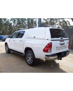 CM Trade Canopy for TOYOTA Hilux 4dr Ute Dual Cab 10/15 On