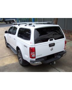 Steel Canopy for HOLDEN Colorado RG 4dr Ute Dual Cab 06/12 to 2020