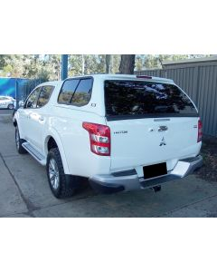 Mean Mother Canopy for MITSUBISHI Triton MQ/MR 4dr Ute Dual Cab 04/15 On