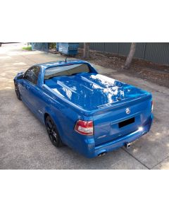 Fibreglass 1pc Twin Hump Ute Lid for HOLDEN Commodore VE/VF Ute 09/07 to 2017