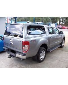 Steel Canopy for FORD PX Ranger 4dr Ute Dual Cab 10/11 On