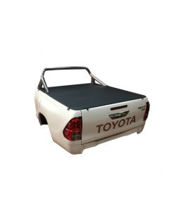 Clip On Soft Tonneau Cover for TOYOTA Hilux 2dr Extra Cab 10/15 On