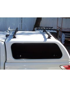 150kg Roof Rack Kit for EGR Canopy HOLDEN RC Colorado 4dr Ute Dual Cab 08/08 to 05/12