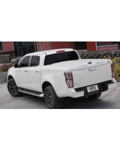 MaxCover 1pc Ute Lid for Isuzu D-Max 4dr Dual Cab 07/20 On