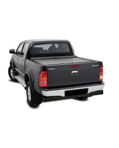 Roll-N-Lock Tonneau Cover for TOYOTA Hilux A-Deck 4dr Ute Dual Cab 04/05 to 09/15