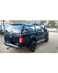 Mean Mother Canopy for TOYOTA Hilux 4dr Ute Dual Cab 03/05 to 08/15
