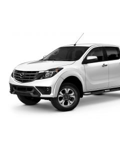 EGR Fender Flares - Front Set for MAZDA BT50 Ute Cab Chassis mid-2018 to 06/20