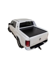 Retractable Electric Tonneau Cover for VOLKSWAGEN Amarok 2H 4dr Dual Cab with Sail Plane 2020 On