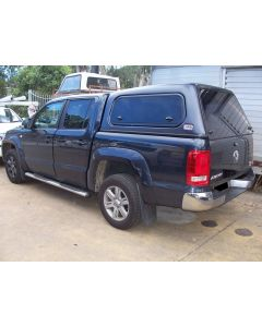 Textured ARB Canopy for VOLKSWAGEN Amarok 2H 4dr Dual Cab 02/11 On