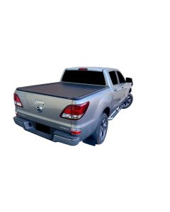EGR RollTrac Electric Tonneau Cover for MAZDA BT50 4dr Ute Dual Cab 11/11 to 06/20