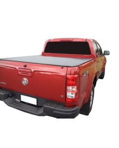 Clip On Soft Tonneau Cover for HOLDEN Colorado RG 4dr Ute Dual Cab 06/12 to 2020