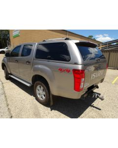 GS Canopy for ISUZU D-Max TF 4dr Ute Dual Cab 06/12 to 06/20