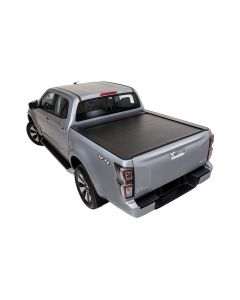 Retractable Electric Tonneau Cover for ISUZU D-Max Ute Dual Cab & Extra Cab 07/20 On