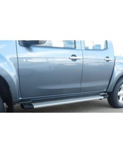 EGR Side Steps for ISUZU D-Max TF 06/12 to 06/20