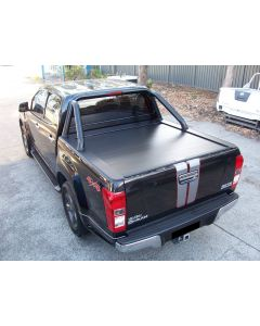 Retractable Electric Tonneau Cover for ISUZU D-Max TF Ute Dual Cab & Extra Cab 06/12 to 06/20
