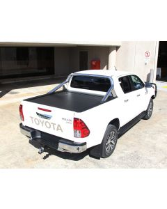 Retractable Electric Tonneau Cover for TOYOTA Hilux 10/15 On