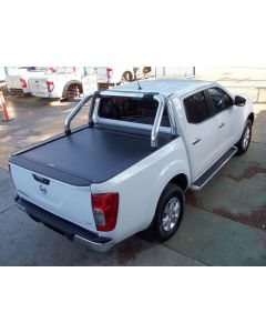 Retractable Electric Tonneau Cover for NISSAN Navara NP300 07/15 to 2020