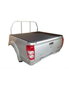 Clip On Soft Tonneau Cover for GREAT WALL V200/V240 4dr Dual Cab 07/09 on