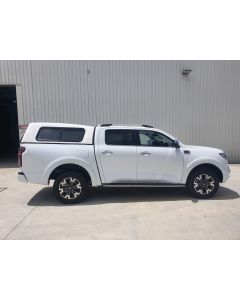 Smooth Fibreglass Canopy for Great Wall Cannon 4dr Ute Dual Cab 09/20 On