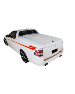 Fibreglass 1pc Hybrid Twin Hump Ute Lid for HOLDEN Commodore VE/VF Ute 09/07 to 2017