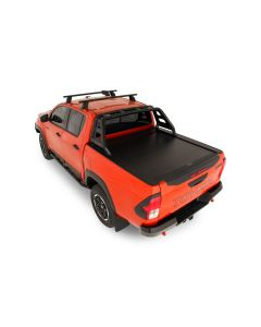 Retractable Electric Tonneau Cover for TOYOTA Hilux Rogue/Rugged/Rugged-X Ute Dual Cab 2018 On