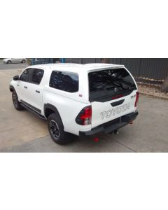 ARB Ascent Canopy for TOYOTA Hilux 4dr Ute Dual Cab 10/15 On