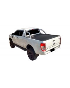 No Drill Soft Tonneau Cover for FORD PX Ranger 2dr Ute Extra Cab 10/11 On