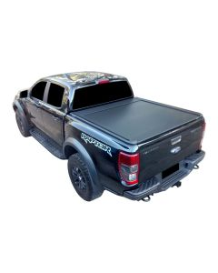 EGR RollTrac Electric Tonneau Cover for FORD PX Ranger & Raptor Ute Dual Cab 09/11 On