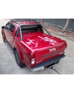 EGR 3pc Ute Lid for ISUZU D-Max TF 4dr Ute Dual Cab 06/12 to 06/20