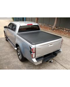 EGR RollTrac Electric Tonneau Cover for MAZDA BT50 4dr Ute Dual Cab 07/20 On