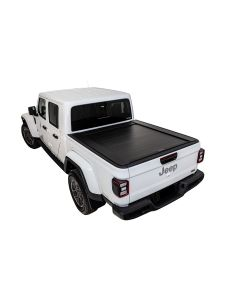 Retractable Electric Tonneau Cover for JEEP Gladiator JT 4dr Ute Dual Cab 06/20 On