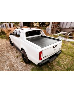 Retractable Electric Tonneau Cover for MERCEDES BENZ X-Class with Sail Plane 04/18 to 2020