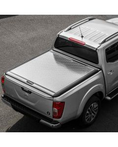 Mountain Top Style Aluminium Tonneau Cover for Ford Ranger & Raptor Ute Dual Cab & Extra Cab Ute 11/11 on