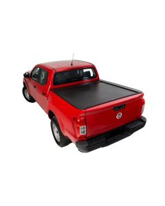 Retractable Electric Tonneau Cover for NISSAN Navara 4dr Ute Dual Cab 2021 on