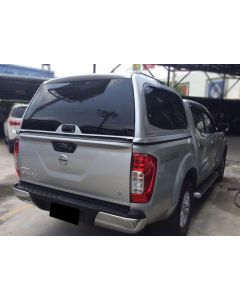 Steel Canopy for NISSAN Navara NP300 4dr Ute Dual Cab 07/15 to 2020