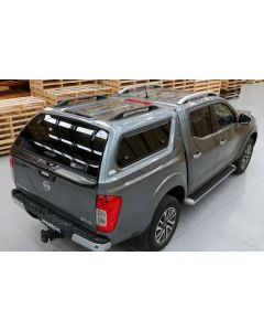 MaxTop Full Option Canopy for NISSAN Navara NP300 4dr Ute Dual Cab 07/15 to 2020