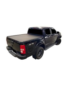 EGR RollTrac Electric Tonneau Cover for HOLDEN RG Colorado Series 2 Ute Dual Cab 07/16 to 2020