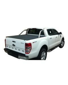 Clip On Soft Tonneau Cover for FORD PX Ranger & Raptor Ute Dual Cab 10/11 On
