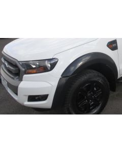 EGR Fender Flares - Front Set for FORD Ranger PX MkII Ute Cab Chassis 06/15 to 08/18