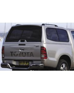 Steel Canopy for TOYOTA Hilux 4dr Ute Dual Cab 10/15 On