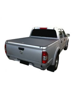 Clip On Soft Tonneau Cover for HOLDEN Colorado 4dr Ute Dual Cab 08/08 to 05/12