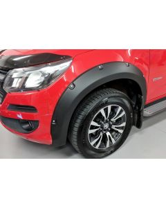 EGR Fender Flares - Bolt Style - Front Set for HOLDEN Colorado RG Series II 07/16 to 2020