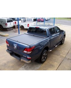 Roll-N-Lock Tonneau Cover for MAZDA BT50 4dr Ute Dual Cab 11/11 to 06/20