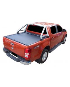 Roll-N-Lock Tonneau Cover for HOLDEN Colorado RG 4dr Ute Dual Cab 06/12 to 2020