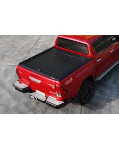 Aeroklas Roller Cover for TOYOTA Hilux A-Deck 4dr Ute Dual Cab 10/15 On