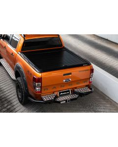Aeroklas Roller Cover for FORD PX Ranger 4dr Dual Cab 10/11 On