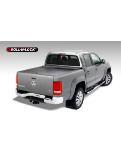 Roll-N-Lock Tonneau Cover for VOLKSWAGEN Amarok 2H 4dr Dual Cab 02/11 On