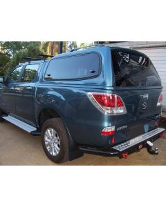 Steel Canopy for MAZDA BT50 4dr Ute Dual Cab 11/11 to 06/20