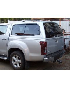 Steel Canopy for ISUZU D-Max TF 4dr Ute Dual Cab 06/12 to 06/20
